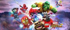 Lego Marvel Super Heroes 2 PC [Steam Key] No Disc, Region Free,