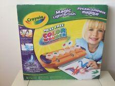 Crayola Color Wonder Mess-Free Magic Light Brush 75-2037 RARE Brand New In Box