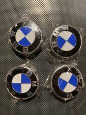4x BMW 68mm Wheel Center Caps