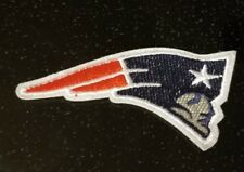 """New England Patriots NFL 3.5"""" Iron On Embroidered Patch, USA Seller - FREE Ship"""