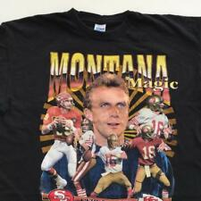 Joe Montana Magic XL Shirt Super Bowl San Francisco 49ers Kansas City Chiefs