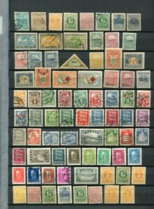 ESTONIA Early M&U COLLECTION 145 Stamps