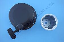 Yamaha MZ360 Engine Generator Water Pump Recoil Starter Assembly