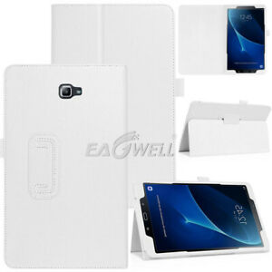 """For Samsung Galaxy Tab A E S2 S4 S5e 7""""~ 10.5"""" Magnetic Leather Smart Cover Case"""