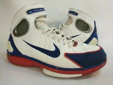 quality design 0ade1 fd5bf NIKE AIR ZOOM HUARACHE 2K4 MENS SHOES SIZE  9.5 RED WHITE BLUE 308475 100
