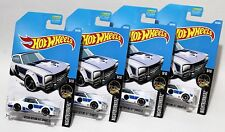 NISSAN SKYLINE H/T 2000GT-X * LOT OF 4 * 2017 HOT WHEELS * WHITE BLUE JDM JNC