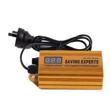 98KW 90V-250V Electricity Saving Box Power 45-50% Energy Saver Bill Killer+Plug