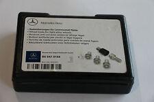 Mercedes CLK W208 W209 SLK R170 W210 W203 Radsicherung Felgenschloß B6 647 0144