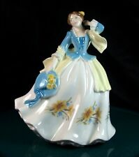 Royal Worcester Figurine Sweet Daffodil 1st Quality Excellent Condition Limited