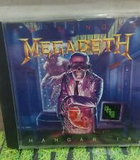 Hangar 18 [CD Single] [Single] by Megadeth (CD, Feb-1991, Capitol/EMI Records) u