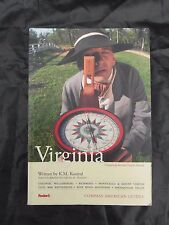 Virginia Guide (Fodor's Compass 4th Ed  2004)