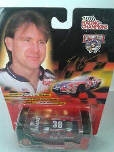 NASCAR Racing Champions #38 Elton Sawyer Barbasol 1:64 car - NIP