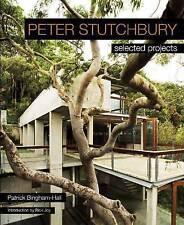 Peter Stutchbury - Selected Projects, Bingham-Hall, Patrick, Very Good, Hardcove