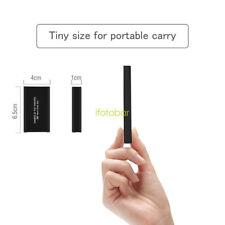 External mSATA SSD to USB 3.0 Travel Enclosure Converter Adapter Case Alloy