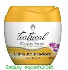 TEATRICAL CELULAS  MADRR CREMA Aclaradora/ Mother Cells Brightening Cream 400 GR