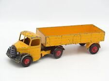 Dinky Toys GB 1/43 - Bedford avec Remorque Jaune