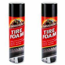 Armorall Tyre Foam Tire Foam Armor all Cleans Tyre Wall Showroom Shine x 2
