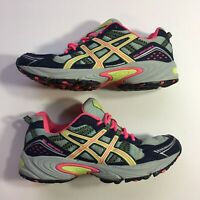 Women's ASICS GEL-VENTURE 4 Athletic Running Shoes T383N US Size 8.5