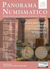 BIBLIOGRAFIA NUMISMATICA, Panorama Numismatico 354, Ottobre 2019