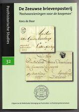 Po & Po handboek De Zeeuwse brievenposterij postgeschiedenis Zeeland 32