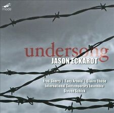 Jason Eckardt: Undersong (CD, Jul-2011, Mode Records) sealed
