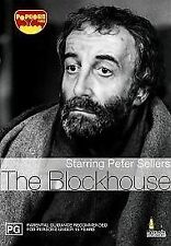 The Blockhouse Peter Sellers Charles Aznavour Peter Vaughan (DVD, 2004)