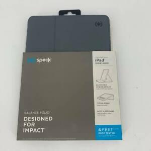 Speck Balance Folio cover case for iPad 2019/2020 gray 20-523