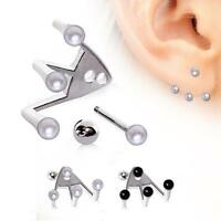 what are 316l surgical steel earrings