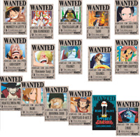 One Piece Wall Scroll Silk Screen Poster Fabric Banner Luffy Map GE9928