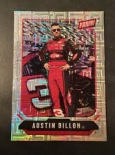 2018 Panini National Silver Pack Parallel Austin Dillon 21/25