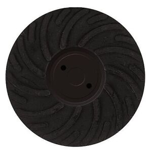 """Norton 4"""" Right Angle Grinder Back-up Pad Kit contains 50 grit discs"""