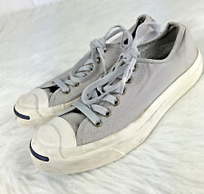 VTG Converse Size 6 Mens 7.5 Womens Gray JACK PURCELL Indonesia