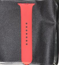 Extender Sports Wrist Band Bracelet for 42mm Apple Watch - Red