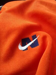 Vintage 90s Nike Jersey Tshirt With❗ RARE ❗Embroidered Logo