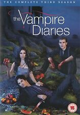 The Vampire Diaries Season / Series 3 - NEW Region 2 DVD