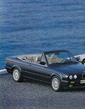 BMW 3 3er E30 Cabrio Touring M3 E36 M5 E34 8er E31 Prospekt Brochure 1993 42