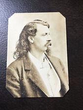 Early Buffalo Bill Cody tintype C726RP