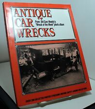 Antique Car Wrecks edited by John Gunnell
