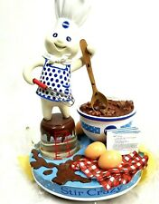 The Danbury Mint's Limited Edition Pillsbury Doughboy Stir Crazy Figurine #1368