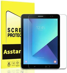 For Samsung Galaxy Tab S3 9.7 / S2 9.7 HD Clear Tempered Glass Screen Protector