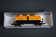 MEHANO T485 N Scale Gauge Train WAGON CAR HUDSON'S BAY OIL & GAS