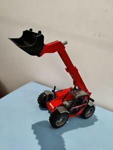 Bruder Manitou Telescopic Loader MLT 633 Construction Toy Kids Model Scale 1:16
