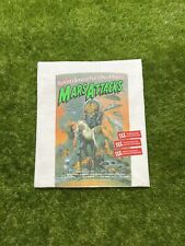 Vintage 1996 Mars Attacks Movie Promo Tee Shirts Size Large 90s 2000s