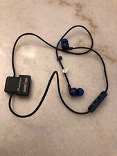 Pioneer Ironman Sweat-Resistant Wireless  Sports Earphones - Blue (SE-IM5BT)™