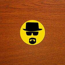 """Walter White Breaking Bad 4"""" inch Vinyl Sticker Decal"""