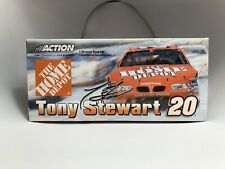 Tony Stewart #20 Home Depot 2001 Grand Prix Clear Window Bank 1:24 Diecast
