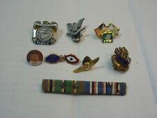 New listing U.S. Navy Pins 8 Pieces
