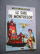 JOHAN PIRLOUIT Souple  LE SIRE DE MONTRESOR  de 1965