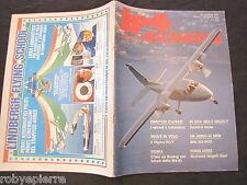 Rivista di AERONAUTICA MILITARE JP4 JP 4 marzo 1985  n. 3 PILATUS PC-7 BOEING