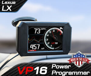 Volo Chip VP16 Power Programmer Performance Race Tuner for Lexus LX LX470 LX570
